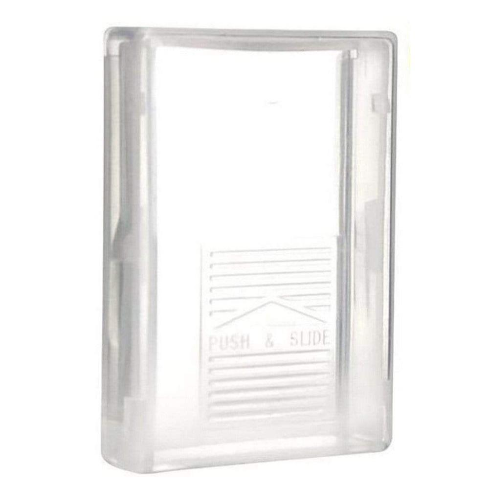 Clear Child Resistant Shatter/Concentrate Box