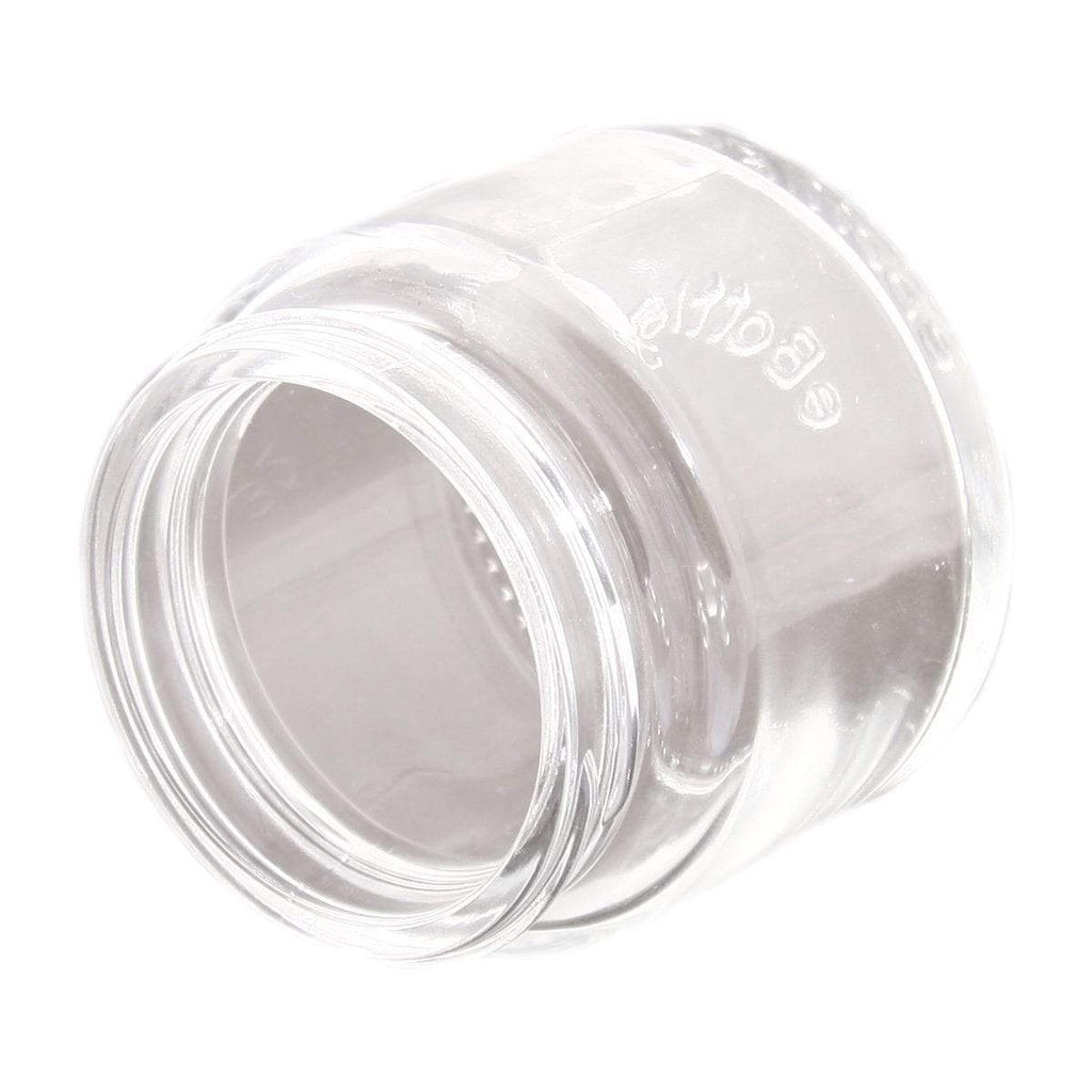 eBottles 2 oz Straight Sided Child-Resistant Glass Jar