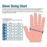 Gloveworks HD Industrial Black Nitrile Gloves