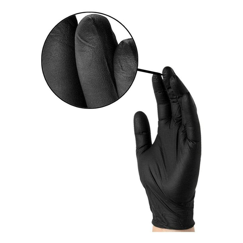 Gloveworks Premium Black Nitrile Disposable Gloves