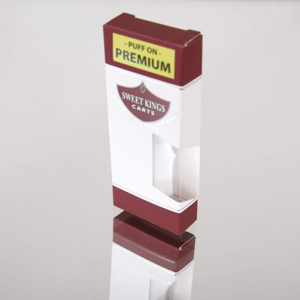 Original Dub Premium Vape Cartridge Box