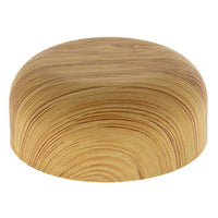 E Bottles packaging-container Bamboo Wood Grain Child-Resistant Smooth-Sided PE-Lined 53/400 Dome Cap