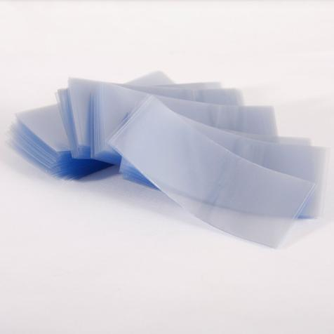 Traco packaging-container Clear Tamper Evident Heat Seal Shrink Band 85mm x 30mm
