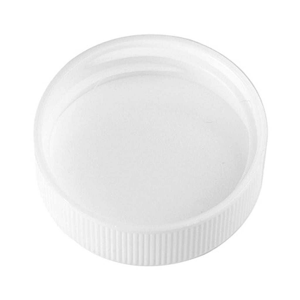 Brand King packaging-container White Ribbed 33-400 Lid with Foam Liner
