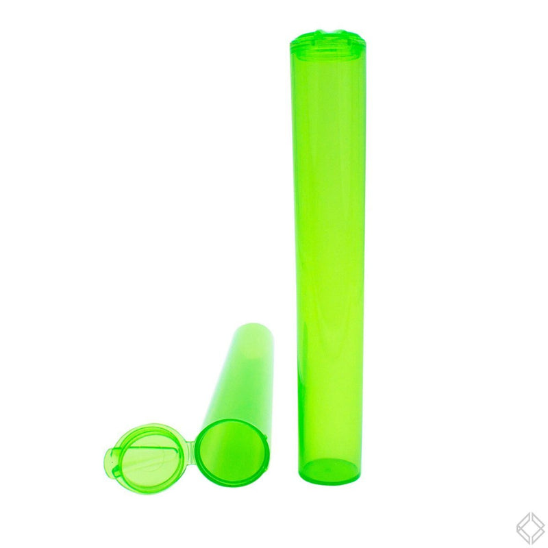 Sputnik Stock packaging-container GREEN 116mm Pre-Roll Tubes