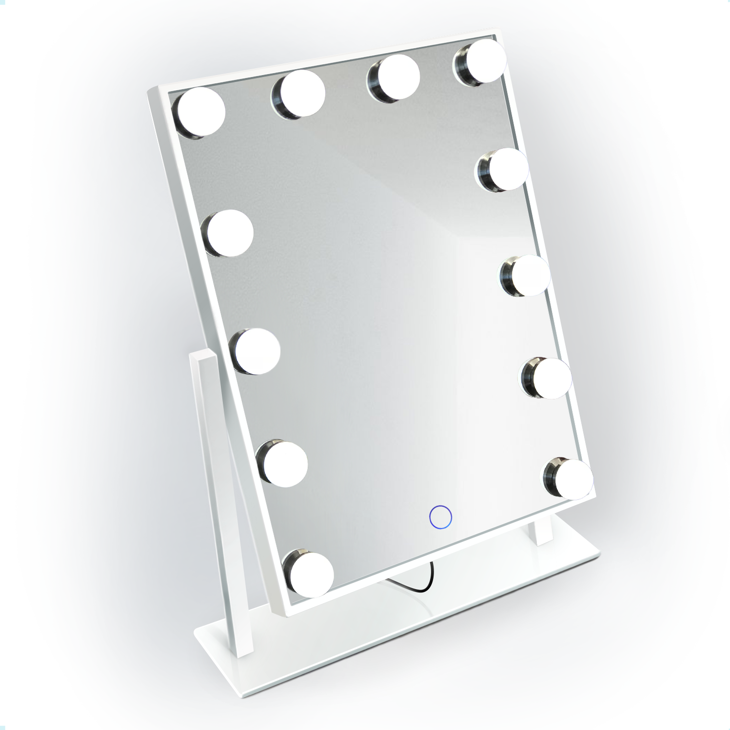 Small Lighted Makeup Mirror.Glamms Je Mirror Mini Hollywood Makeup Mirror Led Glam