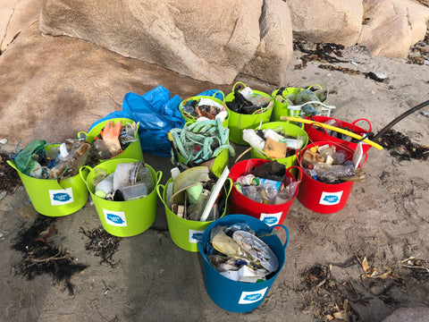 CleanSea beach cleanup