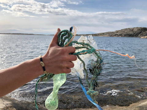 CleanSea removing plastic from the ocean