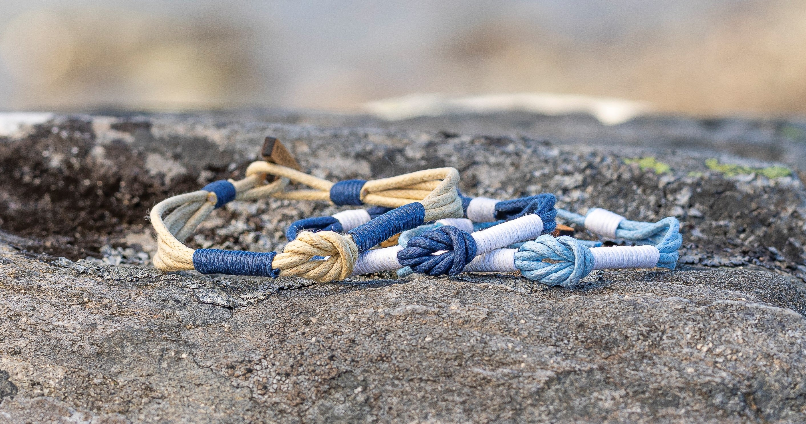 CleanSea bracelets removing plastic from the ocean, 1 bracelet - 1 kilo