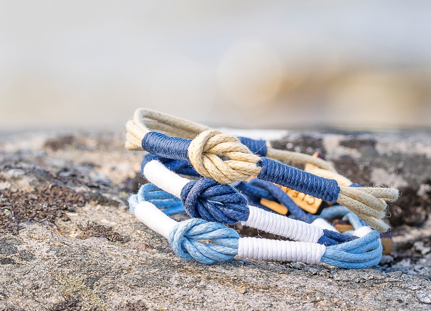 CleanSea bracelets removing 1 kilo of plastic from the ocean