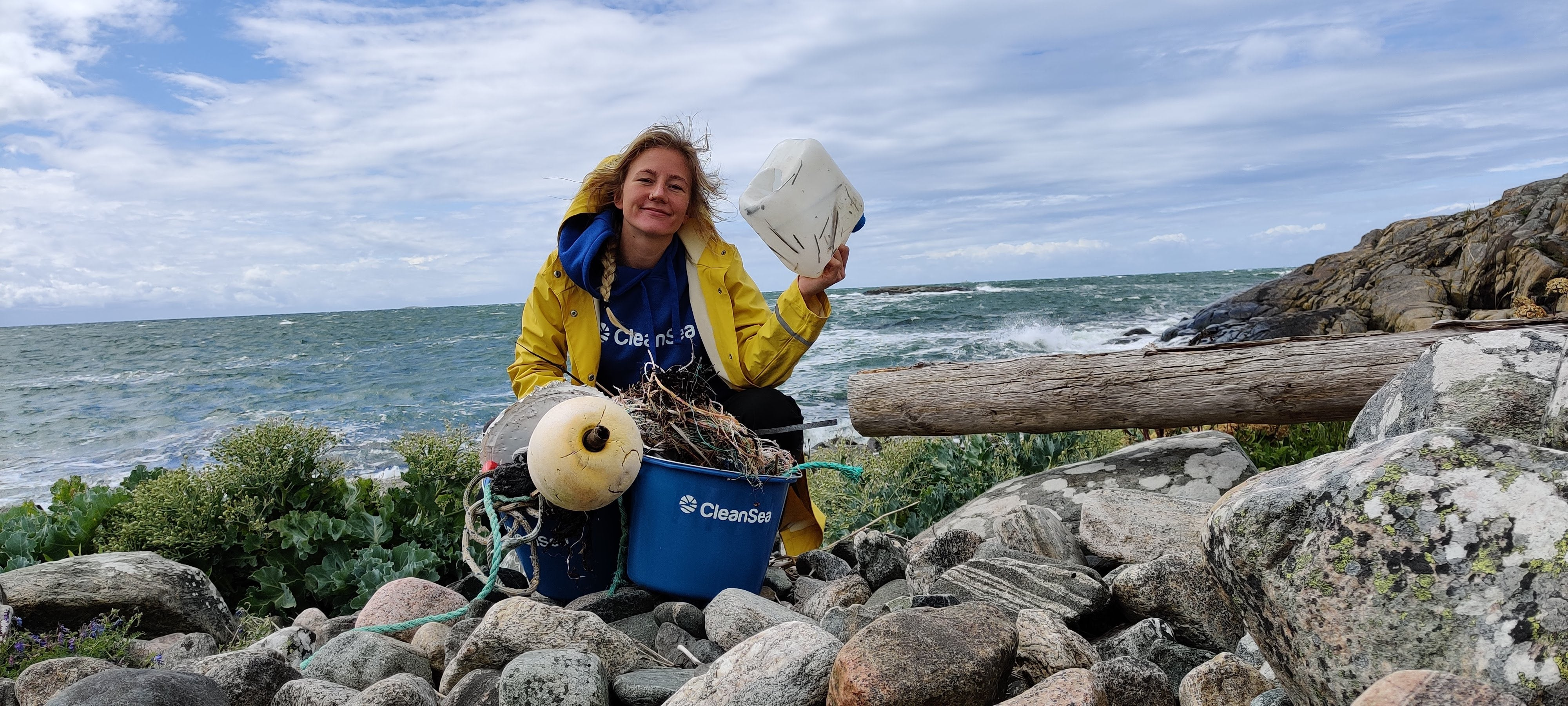 CleanSea coastal cleanups to remove ocean plastic
