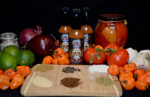Spicy Smoky Taco Sauce All natural ingredients.