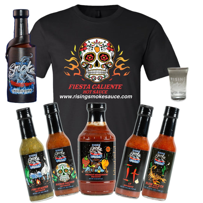 Rising Smoke Sauceworks Gift Bundle.  Great Gift Ideas