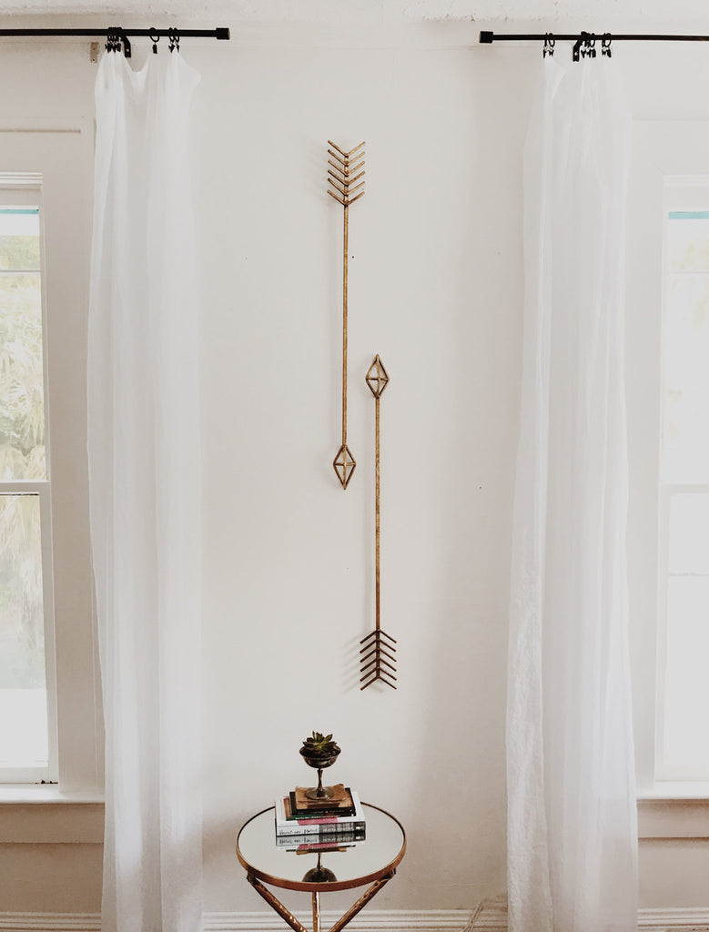 Tarnished Arrows Wall Piece