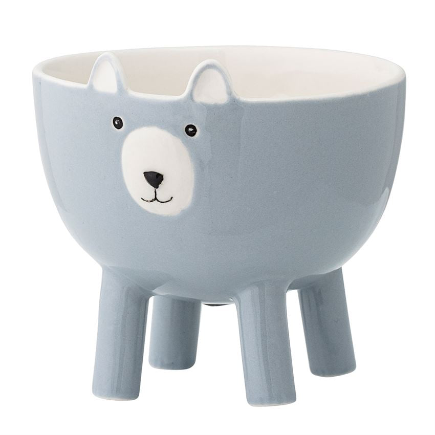 Bear Snack Bowl with Legs