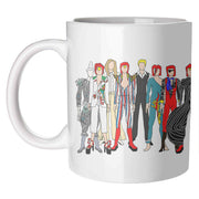Icon Mug | David Bowie Fashion