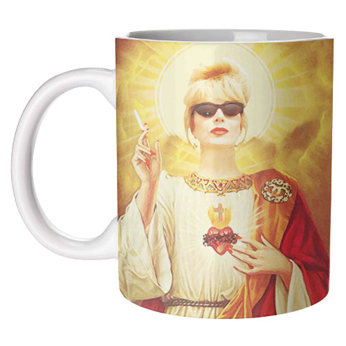 Icon Mug | Patron Saint of Fab - Patsy