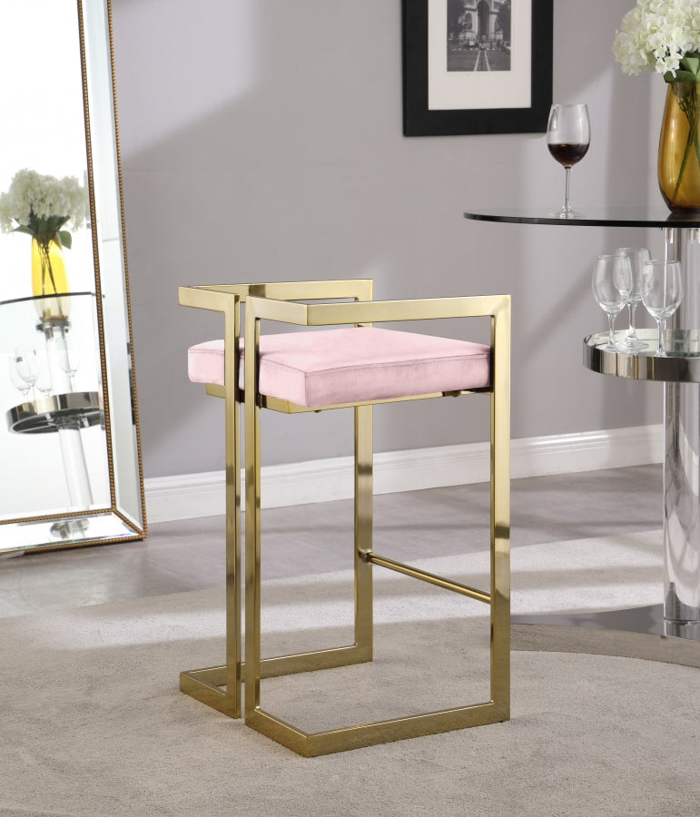 JUNIPER GOLD COUNTER STOOL
