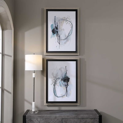 FORCE REACTION FRAMED WALL ART