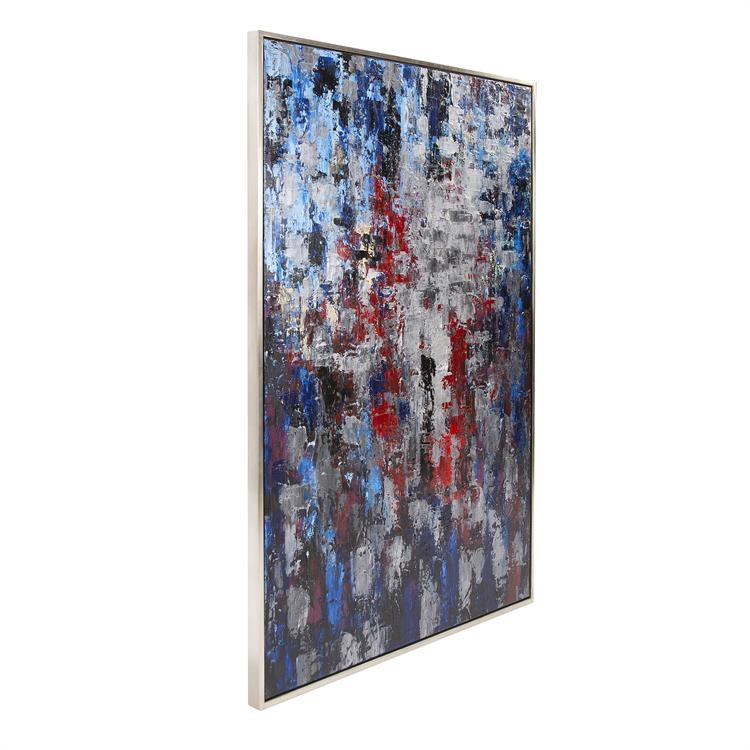 An Abstract View Wall Art