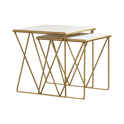 Carlyse Nesting Accent Table