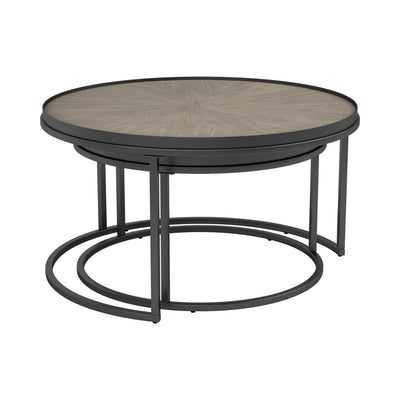 Max Nesting Coffee Table