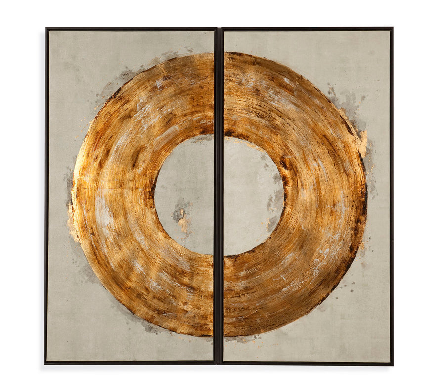 Ring of Fire Framed Artwork