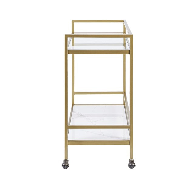 Cornelius Bar Cart