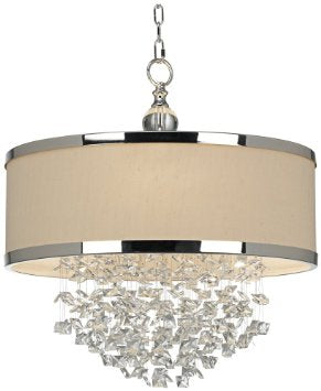 Fascination, 3 Lt Hanging Shade - riteathomeatlanta