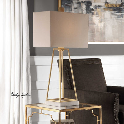 Mackean Table Lamps - riteathomeatlanta