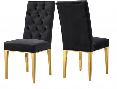 Marlow Velvet Dining Chairs (Set of 2)