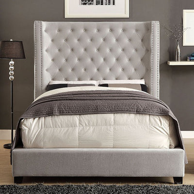 Milah Upholstered Bed