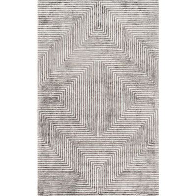 Quartz Hand Tufted Accent Rug 8x10