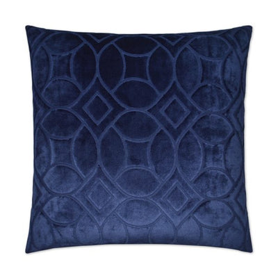 Reidshire Blue Pillow