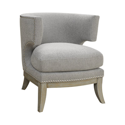 Simone Barrel Back Accent Chair