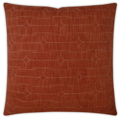 Unchained Tangerine Pillow