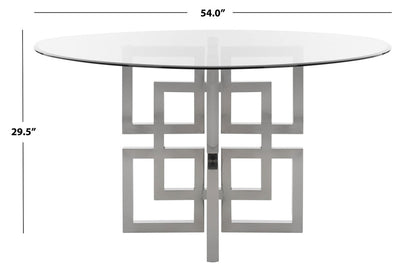 "Newman 54"" Round Dining Table"