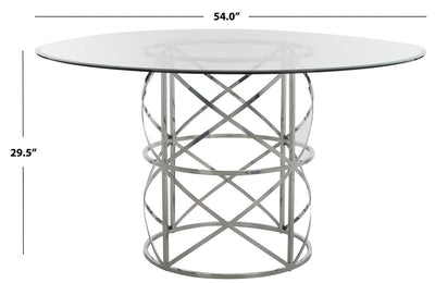 "Tolivar 54"" Round Dining Table"