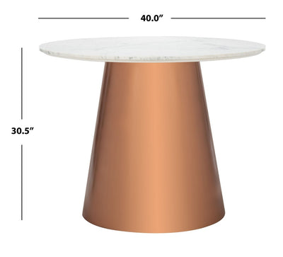 "Aces 40"" Round Dining Table"