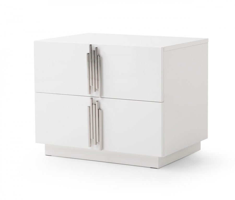 Halston 2-Drawer Nightstand