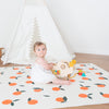 My Sweet Clementine Foam Baby Play Mat