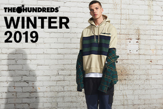 THE HUNDREDS WINTER 2019