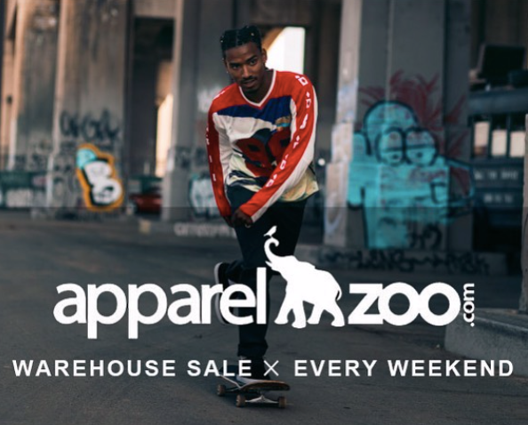 Apparel Zoo Warehouse Sale