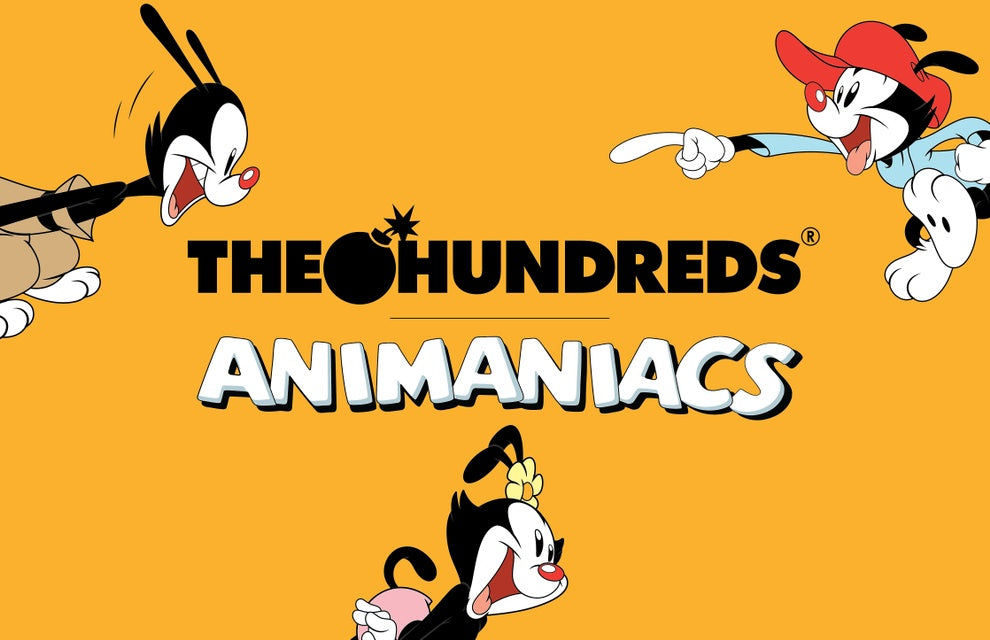 The Hundreds X Animaniacs