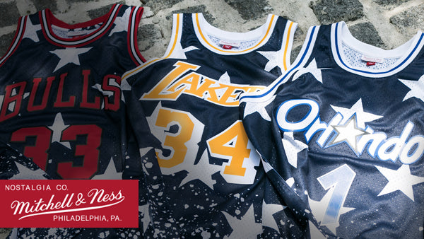 NBA Independence Pack - 4th of July Mitchell & Ness