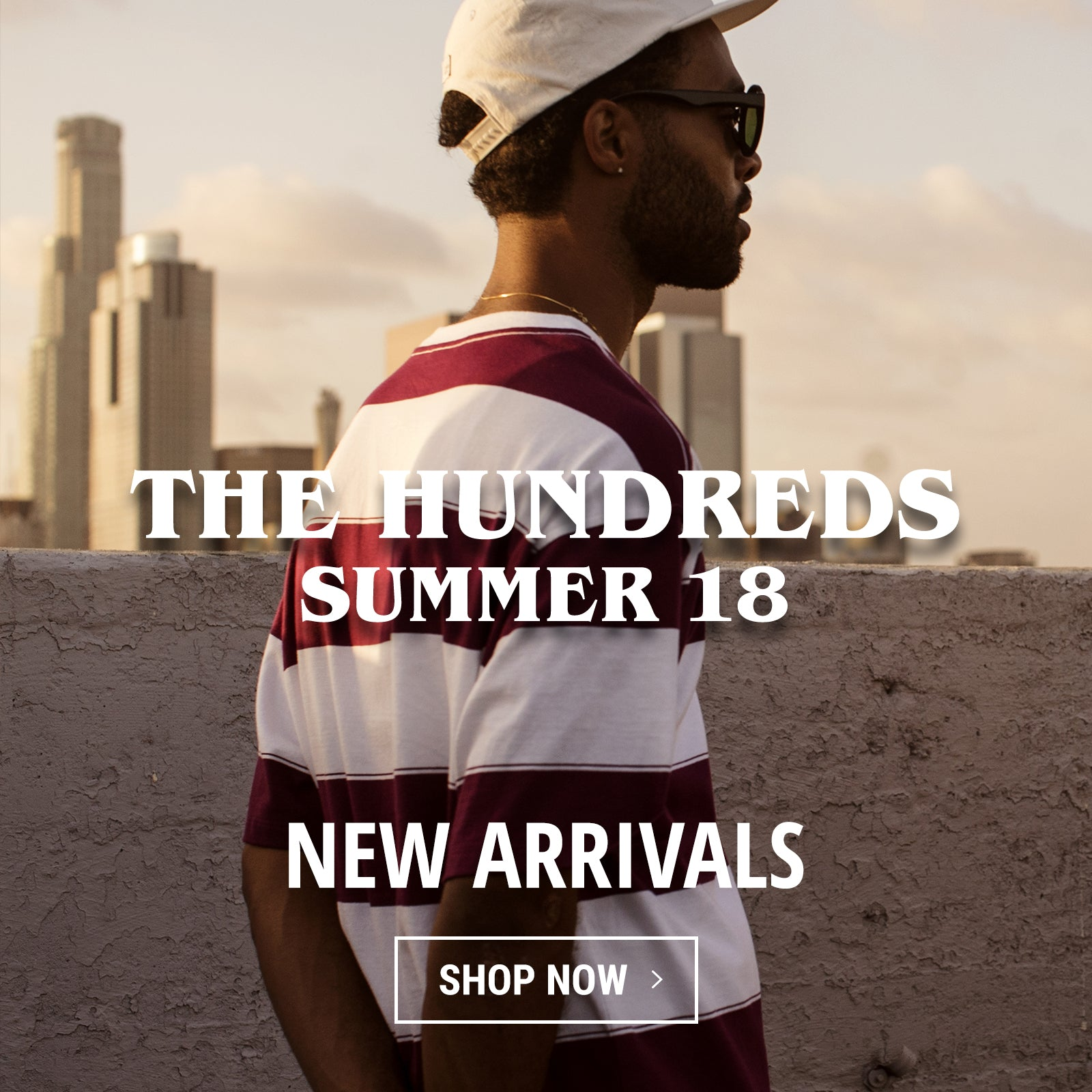 THE HUNDREDS SUMMER 2018
