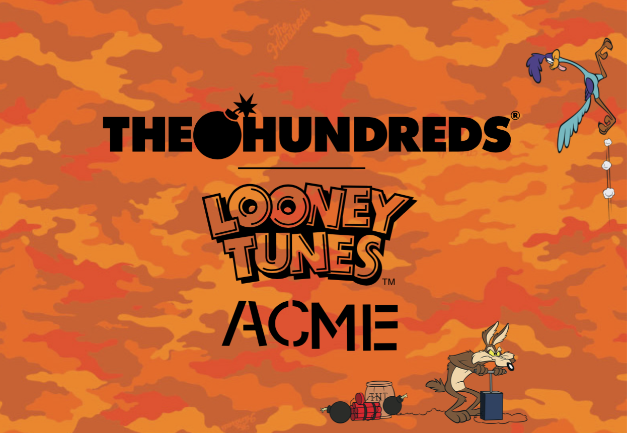 The Hundreds x Looney Tunes ACME