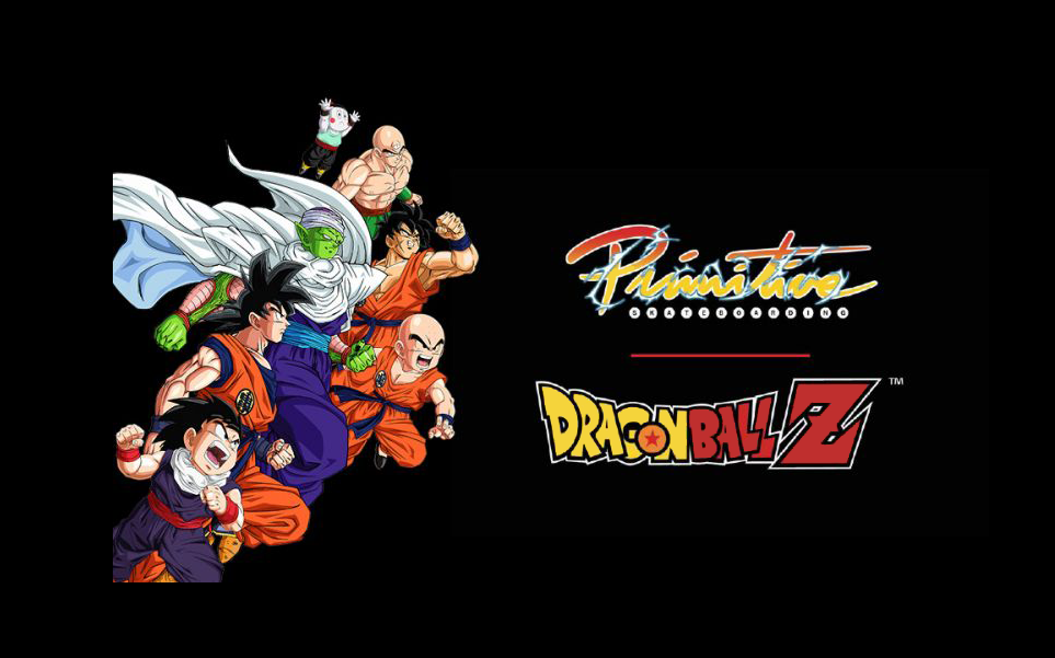 Dragon Ball Z Collections by Primitive