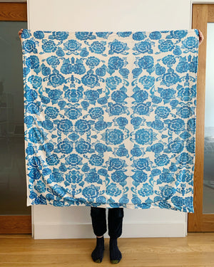 Chinoiserie Cabinet Quilt- Only Two