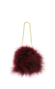Cloudberry Bag in Beaujolais